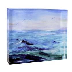 PANDORA ARTSHOP SEA.GICLEE ON PLEXIGLAS 11.5x13.5x2cm