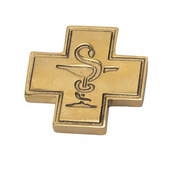 PAPERWEIGHT SYMBOL OF PHARMACISTS
